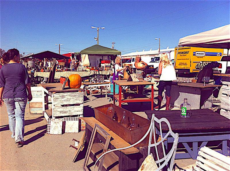 Nashville Flea Market Down To The Wire  Wannado Nashville